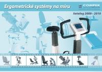 Nový katalog Ergometrické systémy na míru 2009-2010