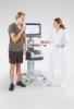 spirometer Spirosound - zostava spirometra na vozíku