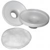 antibakteriálny a antivírový filter, viacenásobné použitie (plastového krytu)